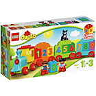 more details on LEGO Duplo Number Train - 10847.