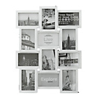 more details on HOME 12 Aperture Photo Frame - White.