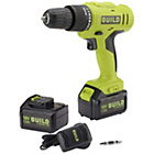 Guild Hammer Drill 2X1.3AH Battery Clip - 18V