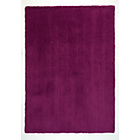 more details on ColourMatch Snuggle Shaggy Rug - 110x170cm - Grape.