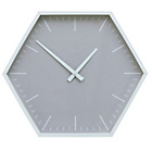 more details on Hygena Wall Clock - Grey.