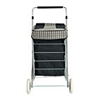 more details on 4 Wheel 23 Inch Shopping Trolley.