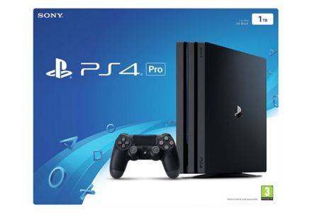 PS4 Pro 1TB console with Tom Clancy's The Division only £359.99.