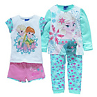more details on Disney Frozen 2 Pack of Pyjamas - 2-3 Years.