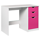 HOME New Pagnell Desk - Pink
