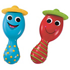 more details on Early Learning Centre Fun Singing Maracas.