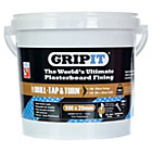 more details on GripIt Fixings Tub Of 100 20mm - Brown.