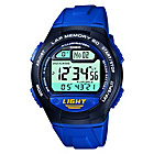 more details on Casio 60 Lap Memory Blue Strap Watch.