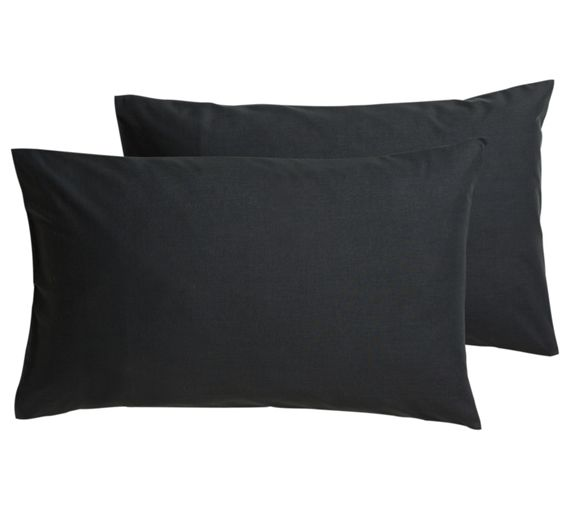 Buy Collection Pair Of Non Iron Housewife Pillowcases