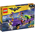 more details on LEGO Batman Joker Lowrider - 70906.