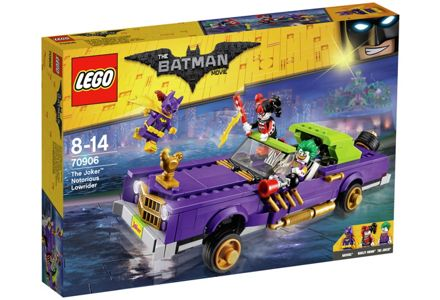 Lego Batman Movie toys from £11.99.