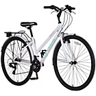 more details on Cross Freeway 700c Hybrid Womens Bike