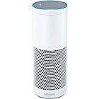more details on Amazon Echo Multimedia Speaker with Voice Control - White.