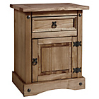 Collection Puerto Rico Bedside Chest - Dark