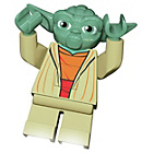 more details on LEGO Star Wars Yoda Torch