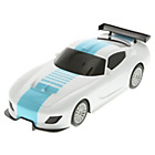 more details on Scalextric White GT Lightning Car.