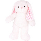more details on Chad Valley DesignaBear White Flower Bunny Soft Toy.