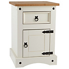 Collection Puerto Rico Bedside Chest - Two Tone