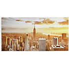more details on Collection New York Golden City Canvas.