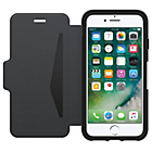 more details on Otterbox Strada iPhone 7 Leather Folio Case - Onyx Black.