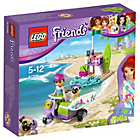 more details on LEGO Friends Mia's Beach Scooter - 41306.