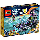 more details on LEGO Nexo Knights Ruinas Lock & Roller - 70349.