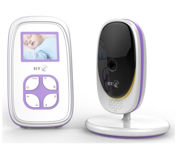 buy bt video baby monitor 2000 at your online shop for baby monitors and listening. Black Bedroom Furniture Sets. Home Design Ideas