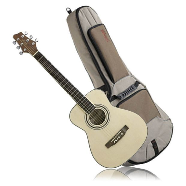 buy stagg viaggio 3 4 acoustic guitar at your online shop for acoustic guitars. Black Bedroom Furniture Sets. Home Design Ideas