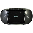 more details on Bush KBB500 CD Radio Cassette Boombox - Black/Silver.