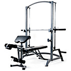 more details on Marcy SM1050 Home Gym Smith Machine.