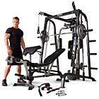 more details on Marcy MD9010G Deluxe Smith Machine.