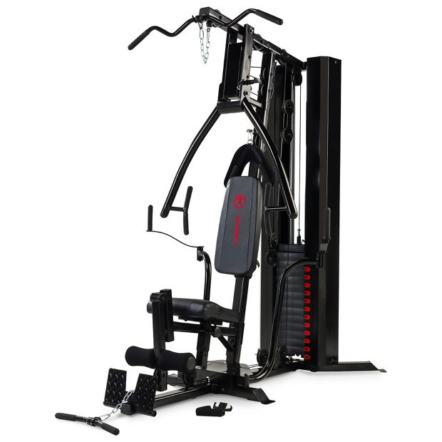 Buy marcy eclipse hg deluxe home gym at argos