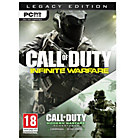 more details on Call of Duty: Infinite Warfare Legacy Edition PC Game.