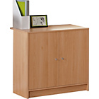 more details on Malibu Double Cupboard - Beech Effect.