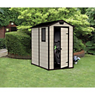 Keter Manor Apex 6x4 Plastic Shed.