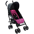 more details on Joie Pink Nitro Stroller.