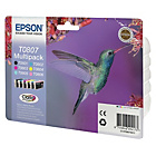more details on EPSON HUMMINGBIRD 6 PACK INK
