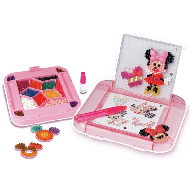 Buy aquabeads minnie mouse playset at your for Toys r us crafts