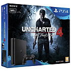 more details on PS4 Slim 500GB Console with Uncharted 4 Bundle.