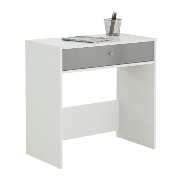 Buy home gloss front compact laptop desk white at your online shop for desks and Argos home office furniture uk