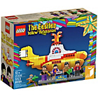 more details on LEGO Yellow Submarine - 21306.