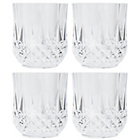 more details on Longchamp Crystal 4 Piece Tumbler Glass Set.