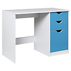 HOME New Pagnell Desk - Blue