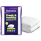 more details on Slumberdown Fresh and Healthy Mattress Protector - Single.