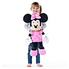 more details on Disney Minnie Mouse Jumbo 24 Inch Soft Toy - Pink.