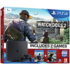 more details on PS4 Slim 1TB Watch Dogs 2 Console Bundle.