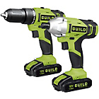 more details on Guild Combi and Impact Driver Twinpack - 18V.