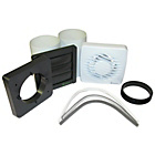 more details on Xpelair DX100T Timer Fan with Wall Fixing Kit.