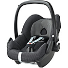 more details on Maxi-Cosi Pebble Group 0+ Black Crystal Car Seat.