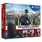 more details on PS4 Slim 500GB Watch Dogs 2 Console Bundle.
